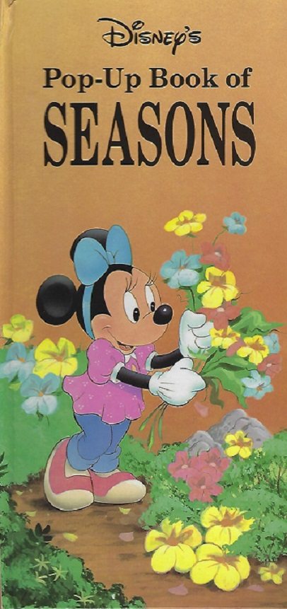 Image for Disney's Pop-Up Book of Seasons