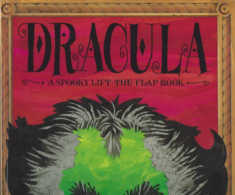 Image for Dracula, A Spooky Lift-the-Flap Book