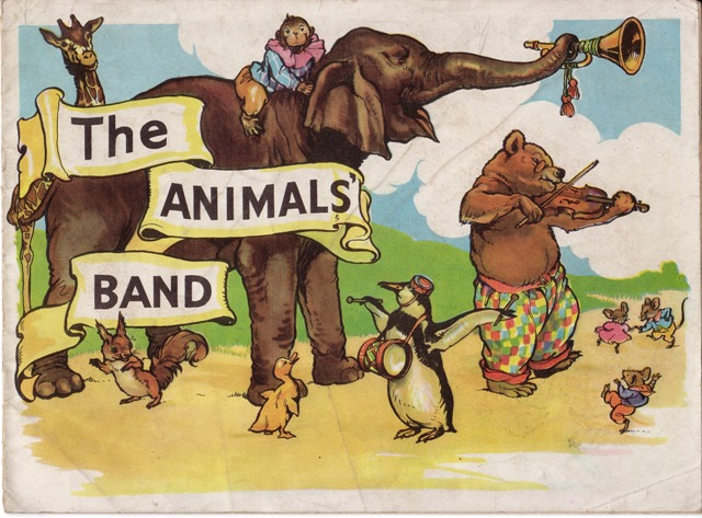 Image for The Animals' Band