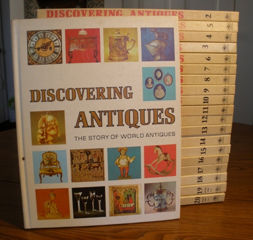 Image for Discovering Antiques the Story of World Antiques; 20volume Set