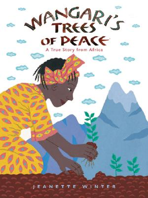 Image for Wangari's Trees of Peace