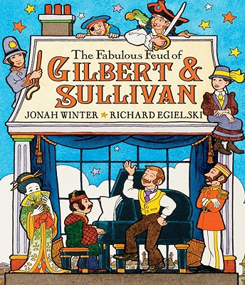 Image for Fabulous Feud of Gilbert & Sullivan