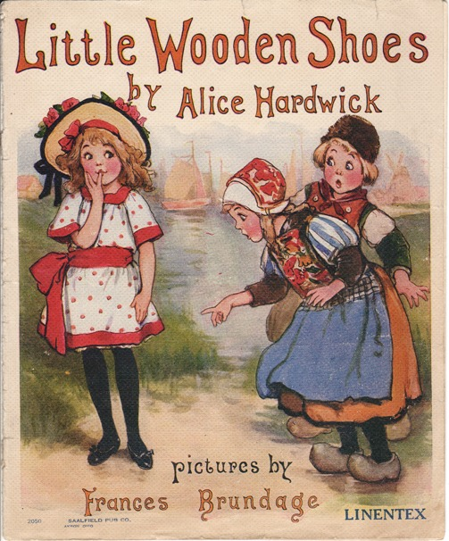Image for Little Wooden Shoes