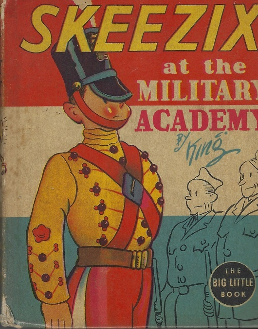 Image for Skeezix at the Military Academy