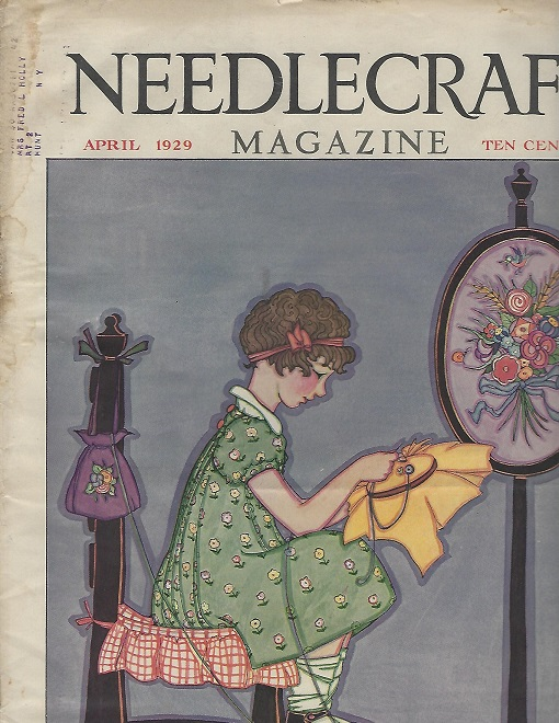 Image for Needlecraft Magazine, April 1929