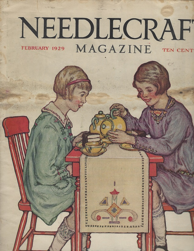 Image for Needlecraft Magazine, February 1929