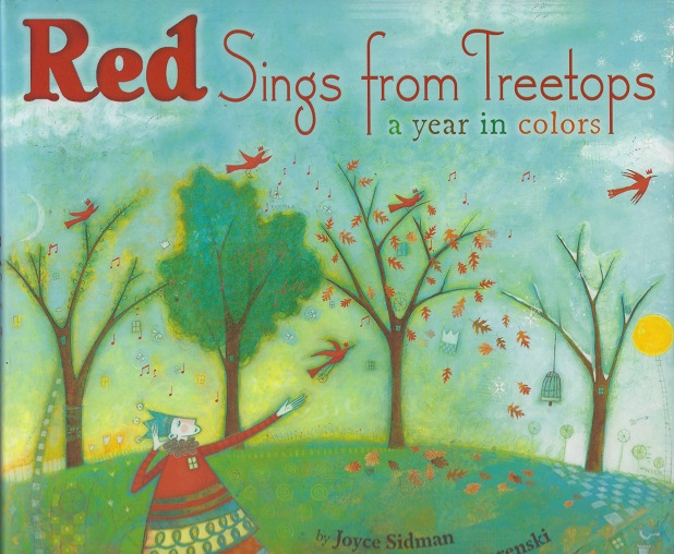 Image for Red Sings from Treetops