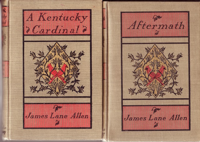 Image for Kentucky Cardinal and Aftermath, 2 volumes
