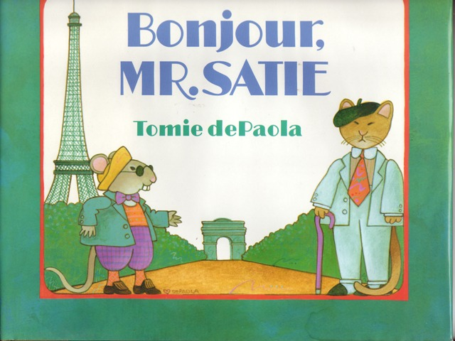 Image for Bonjour, Mr. Satie