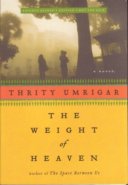 Image for Weight of Heaven A Novel