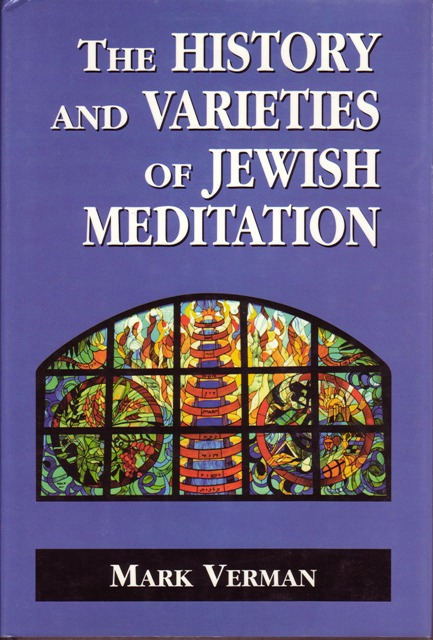 Image for The History and Varieties of Jewish Meditation