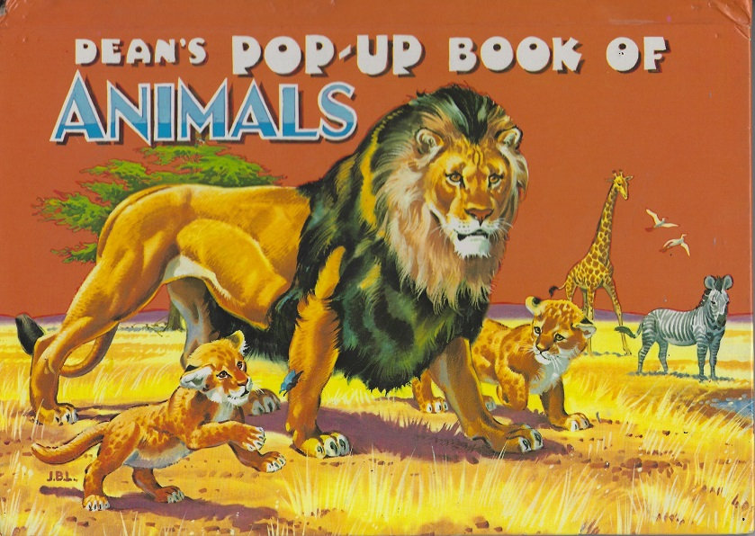 Image for Dean's Pop-Up Book of Animals