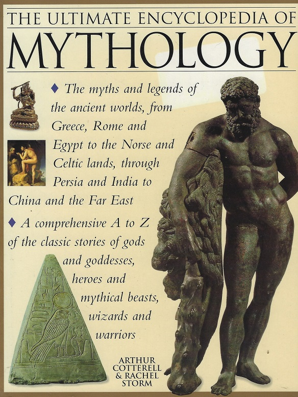 Image for The Ultimate Encyclopedia of Mythology