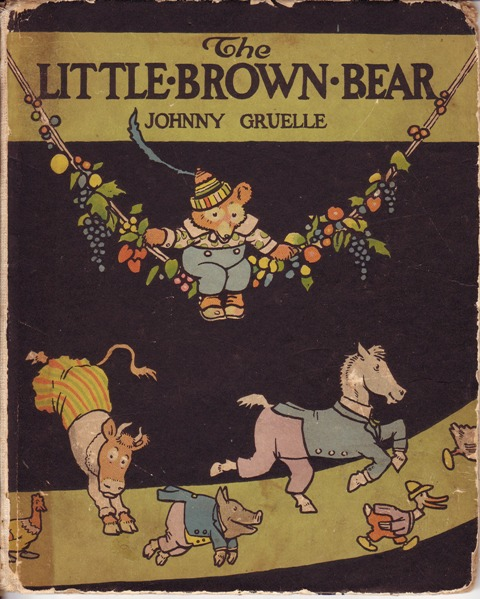 Image for The Little Brown Bear