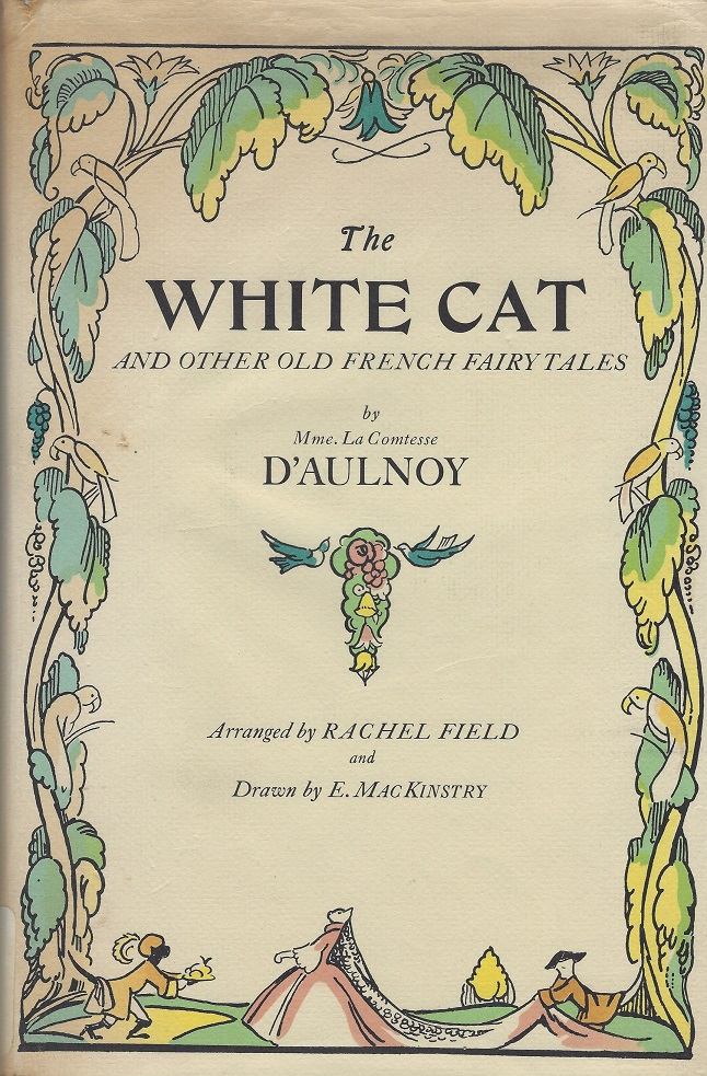 Image for The White Cat and Other Old French Fairy Tales