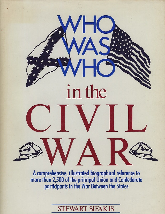 Image for Who Was Who In The Civil War