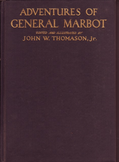 Image for Adventures of General Marbot by Himself