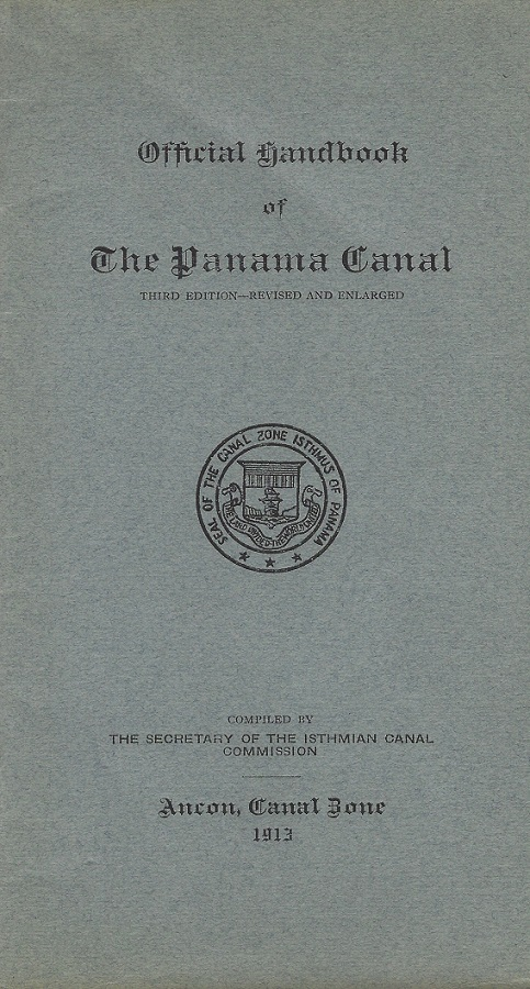 Image for Official Handbook of the Panama Canal