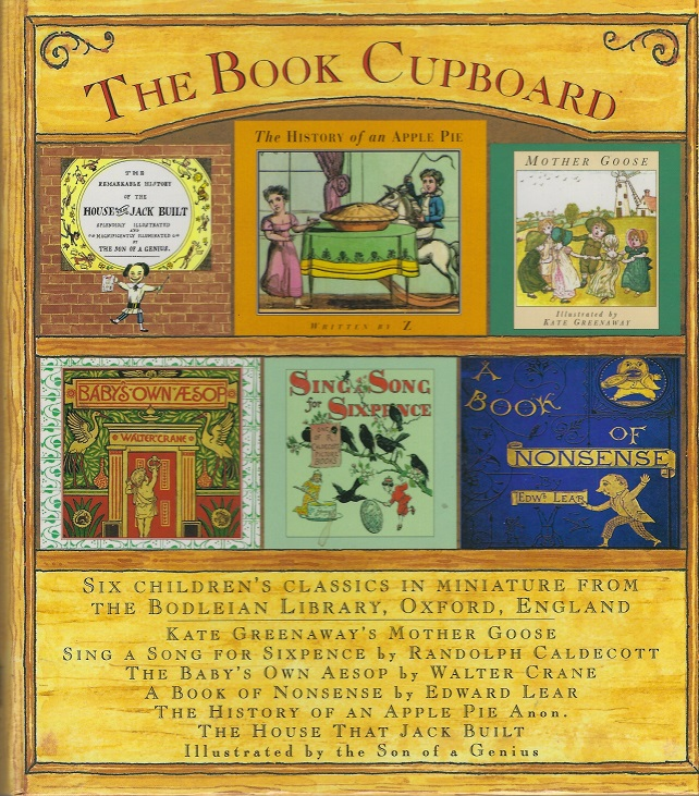 Image for The Book Cupboard