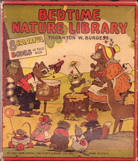 Image for Bedtime Nature Library (8 Colorful Books In This Box)