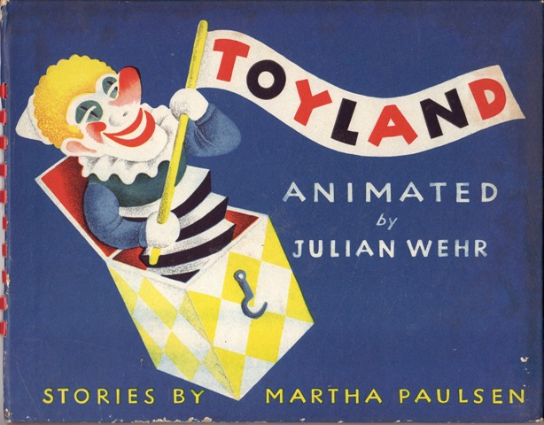 Image for Toyland:  An Animated Book