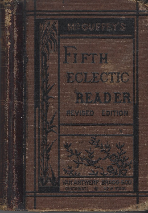 Image for McGuffey's Fifth Eclectic Readerm Revised Edition