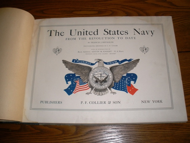 Image for The United States Navy From the Revolution to Date