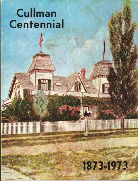 Image for Official Cullman Centennial Booklet A compilation of Historical Facts, Family, church and Business Histories, Pictures and Advertisements