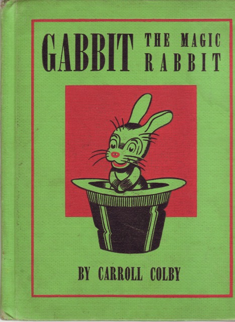 Image for Gabbit the Magic Rabbit