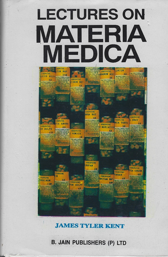 Image for Lectures on Materia Medica