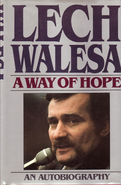 Image for A Way of Hope, An Autobiography
