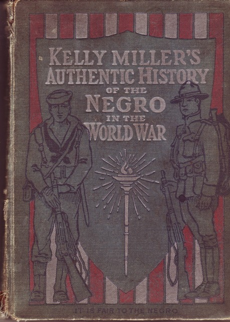 Image for Kelly Miller's Authentic History of the Negro in the World War