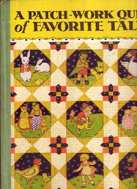 Image for A Patchwork Quilt of Favorite Tales
