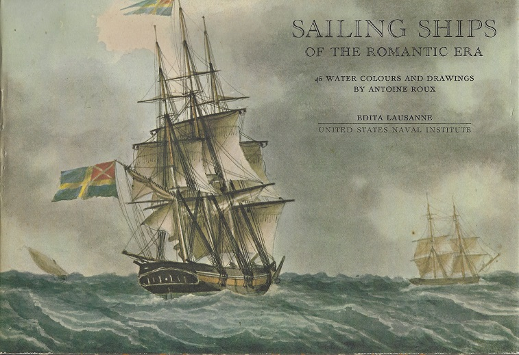 Image for Sailing Ships of the Romantic Era