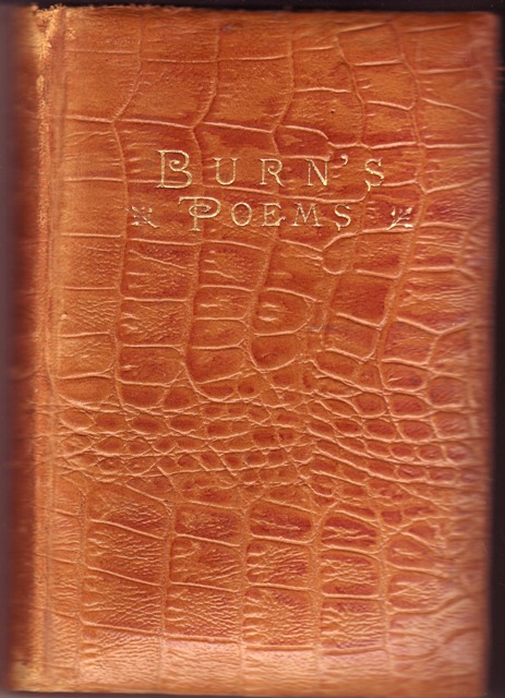Image for The Poetical Works of Robert Burns with All the Correspondence and Notes By Allan Cunningham
