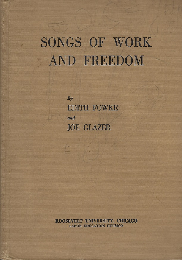 Image for Songs of Work and Freedom