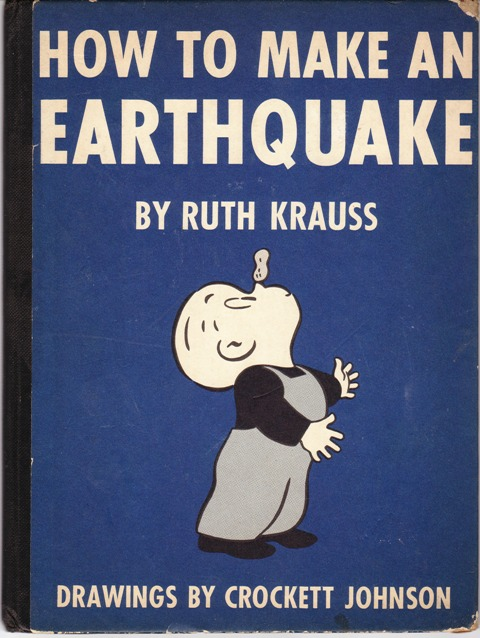 Image for How To Make An Earthquake
