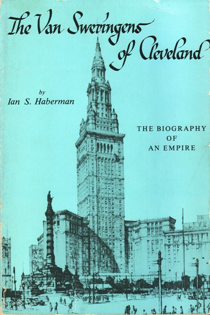 Image for Van Sweringens of Cleveland The Biography of an Empire