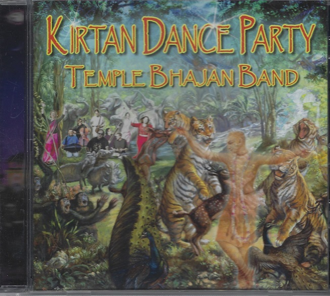 Image for Kirtan Dance Party