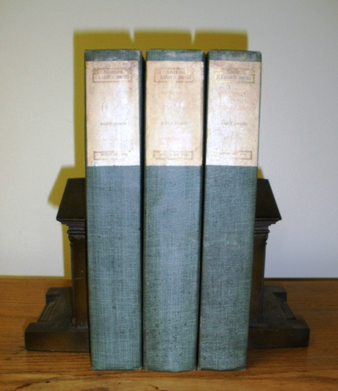 Image for Memoirs of Louis XIV and the Regency in Three Volumes Complete