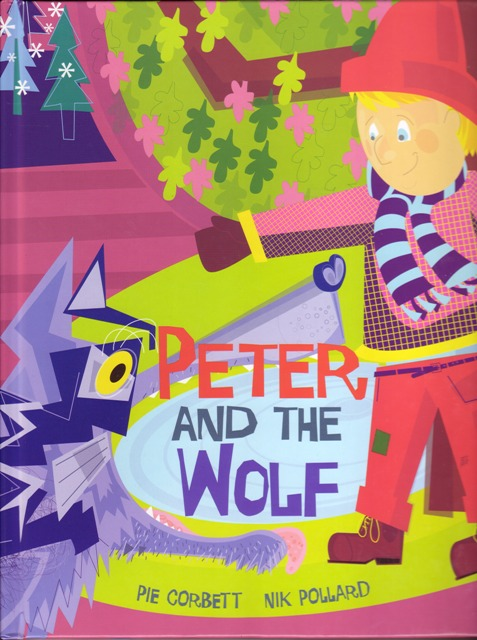 Image for Peter and the Wolf A Pop-Up Book