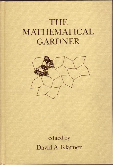 Image for Mathematical Gardner