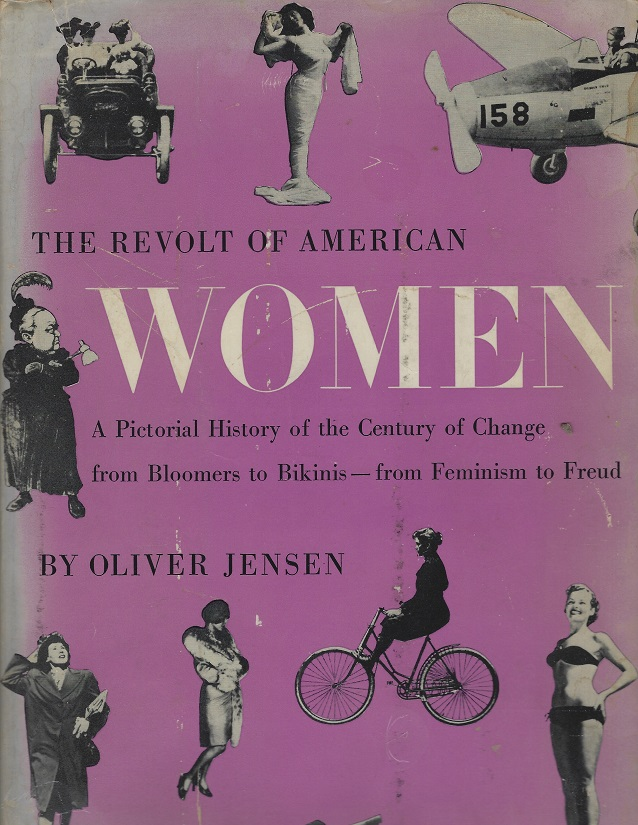Image for The Revolt of American Women